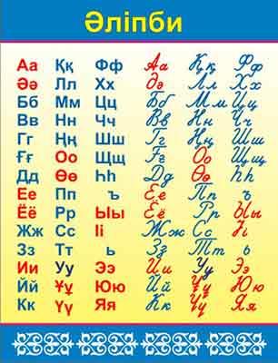 этот картинки казакша алфавит ниприменно